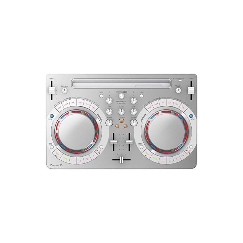 Pioneer DJ White (DDJ-WeGO4-W)