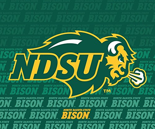 NORTH DAKOTA STATE BISON 5' X 6' REPEAT DESIGN DECAL-NORTH DAKOTA STATE STICKER-NEW FOR 2016 R AND R Imports
