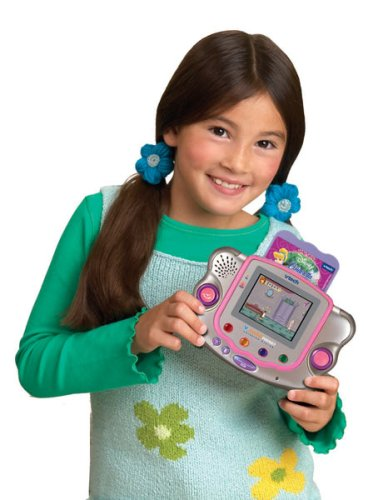VTech - V.Smile Pocket Learning System - Pink by VTech (Image #1)