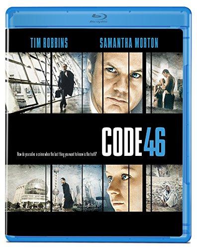 Blu-ray : Code 46 (Blu-ray)