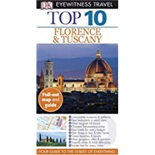 Eyewitness Travel Guides Top Ten Florence And Tuscany