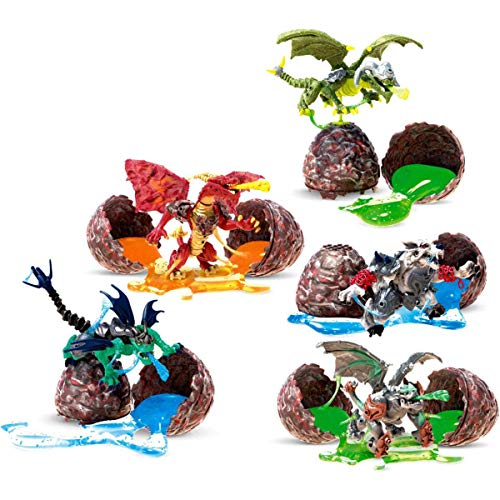 Mega Construx Breakout Beasts [Styles May Vary] (Room One A Mystery Or Two Summary)