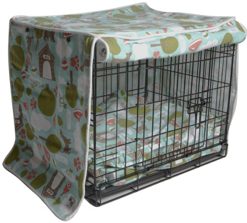 Street Duvet - molly mutt crate cover, Bleecker Street, Small