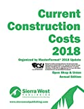 img - for 2018 Current Construction Costs - MasterFormat Edition book / textbook / text book