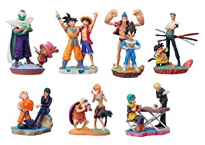Dragon Ball capsule Neo Weekly Shonen Jump Limited Edition Anniversary 40th with ONE PIECE (BOX) (japan import)