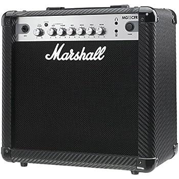 Marshall Mgcfr Mg Series  Watt Guitar Combo Amp With Reverb