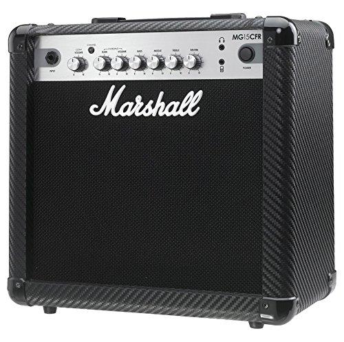 Marshall MG15CFR MG Series 15-Watt Guitar Combo Amp with Reverb