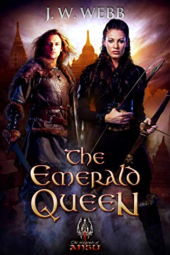 The Emerald Queen: A Legends of Ansu fantasy