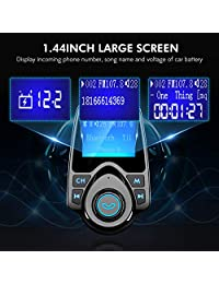 atmoko transmisor FM Bluetooth
