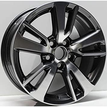 Amazon Com New 17 Inch Replacement Alloy Wheel Rim Compatible With Toyota Rav4 2016 2018 Automotive