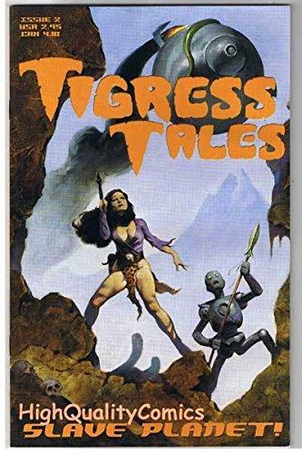 TIGRESS TALES #2, VF, Femme Fatale, Mike Hoffman, 2001, Independent, Good girl -