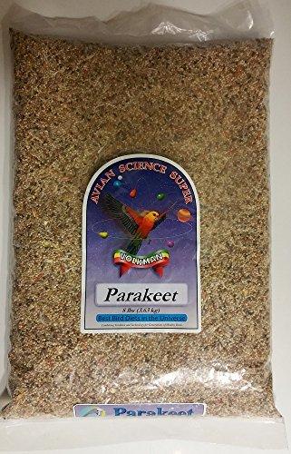 Volkman Avian Science Super Parakeet Bird Food 8lb by Volkman