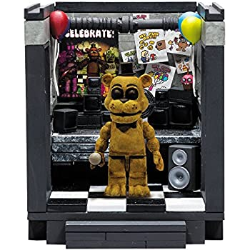 Amazon com: McFarlane Five Nights at Freddy's The Office