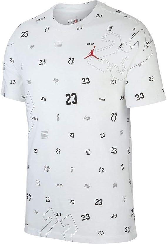 Nike Sportswear Jordan 23 AOP Camiseta Hombre: Amazon.es: Ropa y accesorios