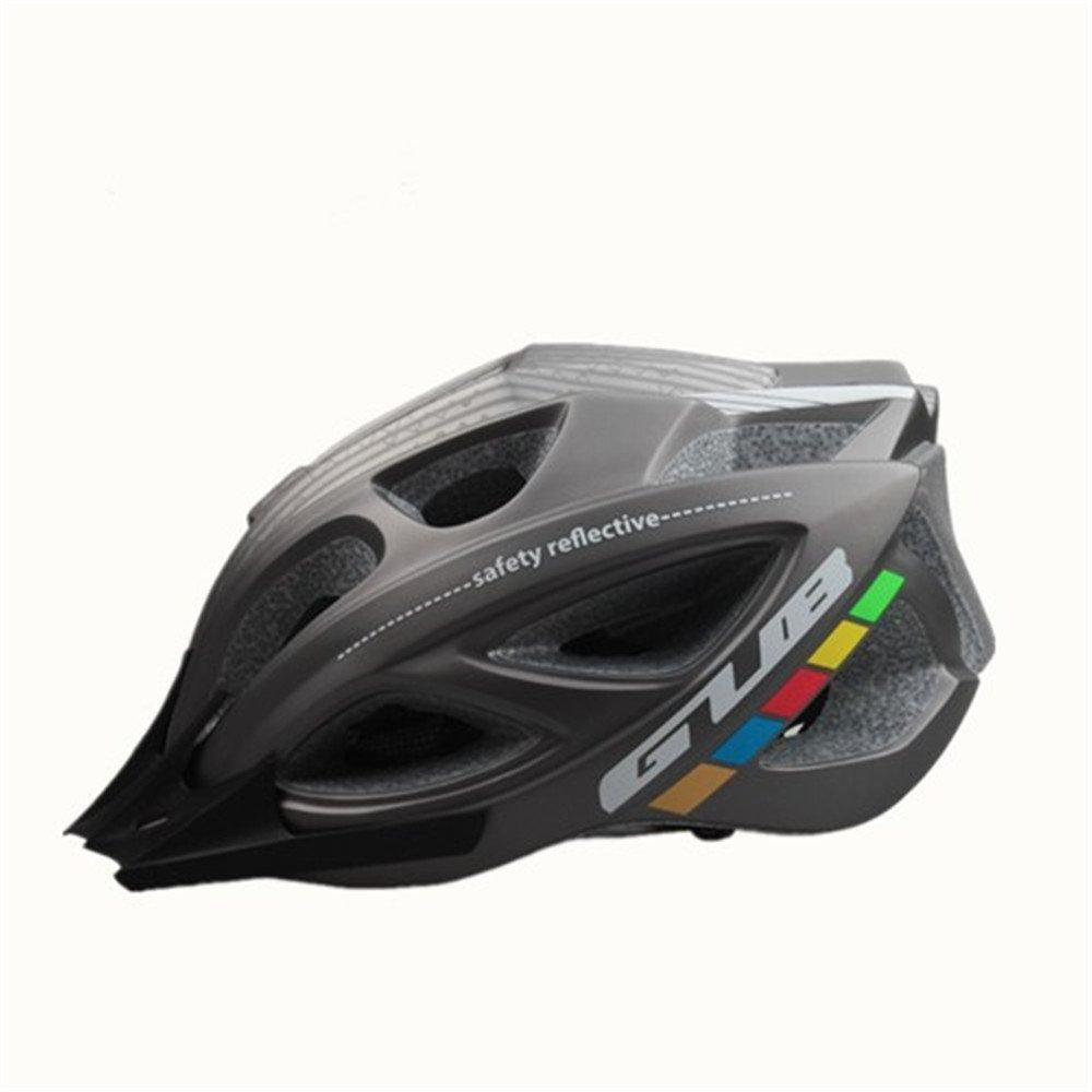 自転車用ヘルメット超軽量 自転車乗りヘルメット、自転車安全ヘルメット、屋外サイクリング愛好家に適しています。 オフロード自転車用保護帽   B07PJG16ZC