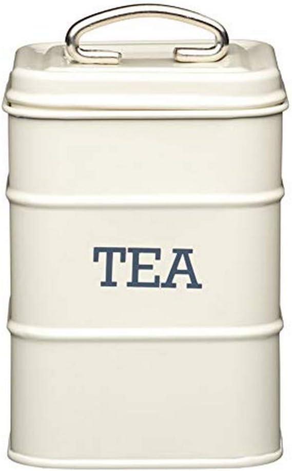 latas de té