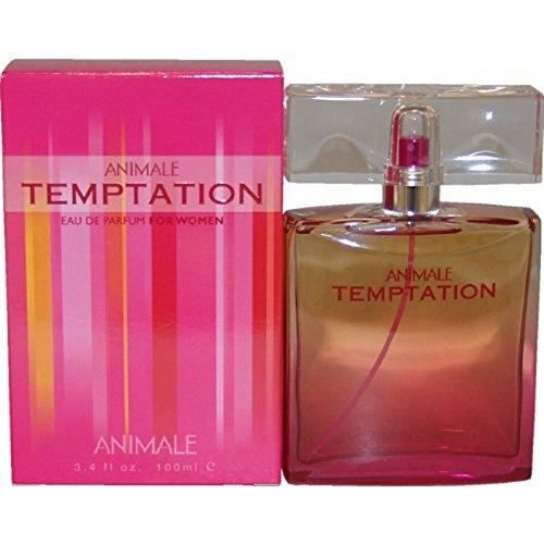 Animal Temptation By Animale For Women, Eau De Parfum Spray, 3.3-Ounce Bottle -