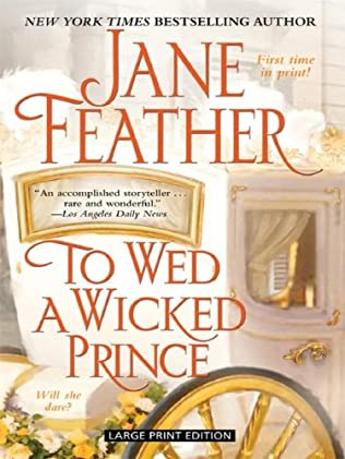 book cover of To Wed a Wicked Prince