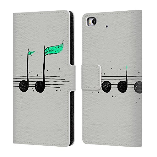Official Tobe Fonseca Biosphere Orchestra Music 2 Leather Book Wallet Case Cover For Xiaomi Mi 5s