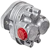 """Vickers 26 Series Hydraulic Gear Pump, 3500 psi Maximum Pressure, 4.5 gpm Flow Rate, 0.39 cubic-inch/rev Displacement, Left Hand Shaft Rotation, 5/8"""" x 1-1/4"""" Shaft Extension 9 Tooth Spline"""