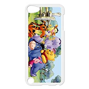 iPod Touch 5 Case White Disney Pooh's Heffalump Movie Character Lumpy the Heffalump 006 YE3447510