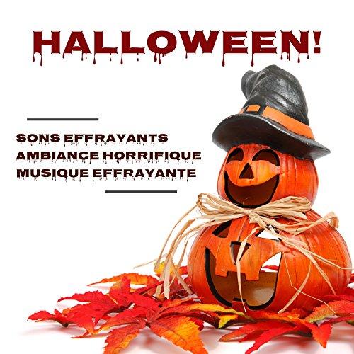 Fête d'Halloween! Effets Sonores Effrayants, Ambiance Horrifique, Musique Effrayante, Zombies]()