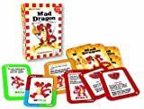 therapeutic games - Mad Dragon: An Anger Control Card Game