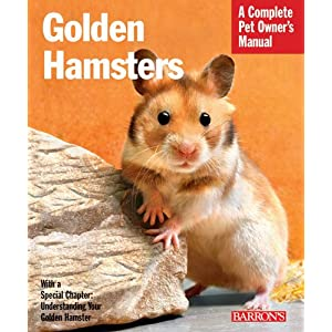 Golden Hamsters (Complete Pet Owner's Manual) 14