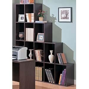 Prime Home Decor Wall Bookcases