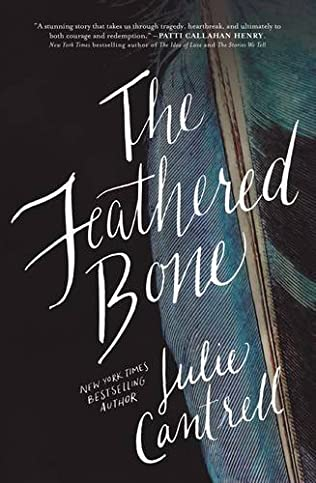 book cover of The Feathered Bone