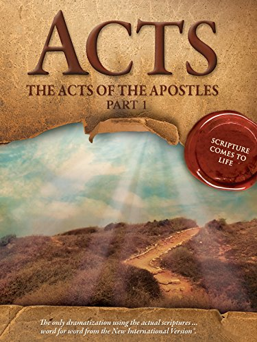 Acts of the Apostles - Part 1