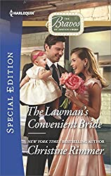 The Lawman's Convenient Bride (The Bravos of Justice Creek)