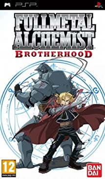 27a47a035a404 Fullmetal Alchemist Brotherhood: Video Games - Amazon.com