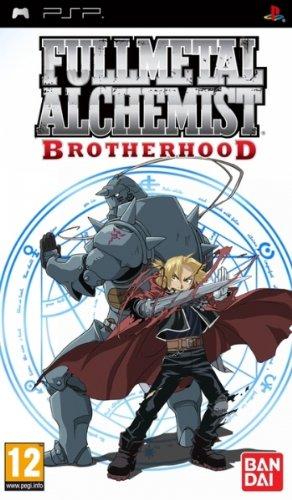 Fullmetal Alchemist Brotherhood (Alchemist Psp Fullmetal)