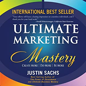 Ultimate Marketing Mastery Audiobook