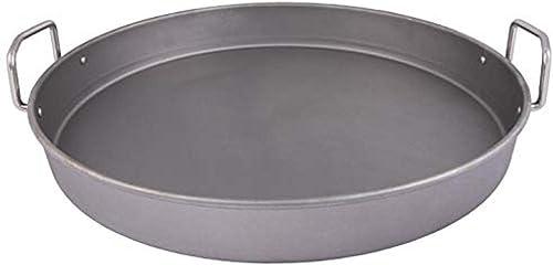 Oklahoma Joe's 1996978P04 18.5-inch Carbon Steel Deep Dish Pan