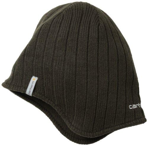 Carhartt Men's Fire Steel Earflap Hat