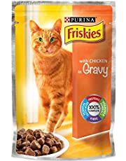 PURINA Friskies Chicken Pouch - Pack Of 10