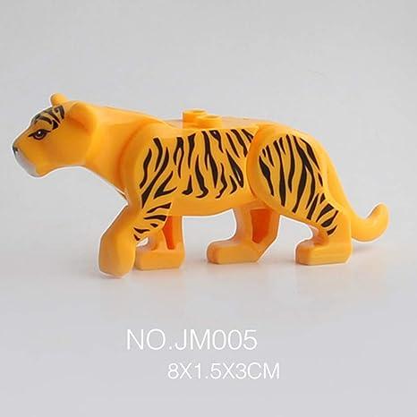 size 40 c64c1 812f3 Bcfuda Bambino Bambina New Giocattolo Lion Tiger Building ...