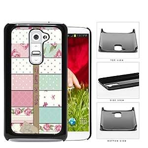 Paris C'est La Vie Variety Wallpaper Hard Plastic Snap On Cell Phone Case LG G2