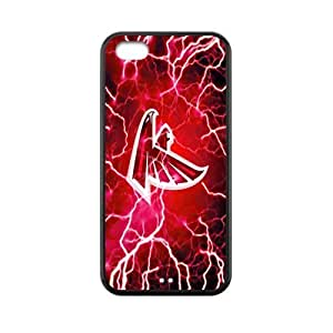 Customize Atlanta Falcons NFL Back Cover Case for iphone 5/5s iphone 5/5s JNipad iphone 5/5s-945