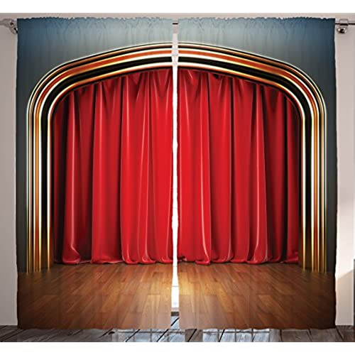 Theater Curtain Amazon Com