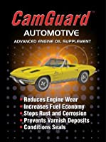 100% Oil Additive Concentrate - Reduce Wear, Corrosion, Dry Hard Seals and Eliminate Engine Deposits with CAMGUARD Engine Oil Additive. The Ultimate Oil Treatment on the Market. by Aircraft Specialties Lubricants