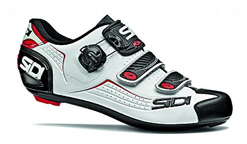 ALBA BLACK/WHITE/RED 44.5 by Sidi