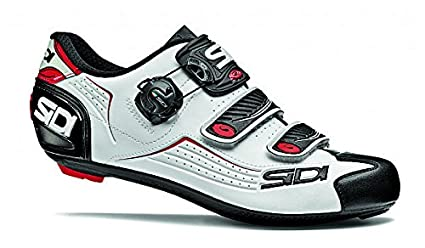 Level Carbon Cleat Road Bike Bicycle Cycling Shoes Yellow-Fluo Black SIDI
