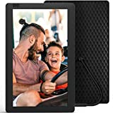 Nixplay Seed 13 Inch Widescreen Digital Wifi Photo Frame W13B Black - Digital Picture Frame with IPS Display and 10GB Online Storage, Display and Share Photos with Friends via Nixplay Mobile App