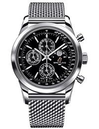 Breitling Transocean Chronograph 1461 Mens Watch A1931012/BB68