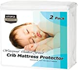 Utopia Bedding Mattress Proctector - 2 Pack