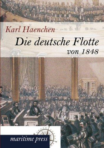 Die deutsche Flotte von 1848 (German Edition) ebook