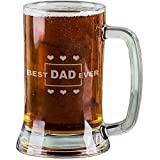 AnnaStoree 16 Oz Personalized Beer Mugs Etched Engraved - Best Reviews Guide